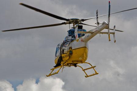 Bell 407 / PRF