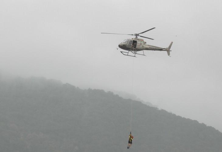 Treinamento envolveu 65 pessoas na Vigorelli - Foto : Pena Filho