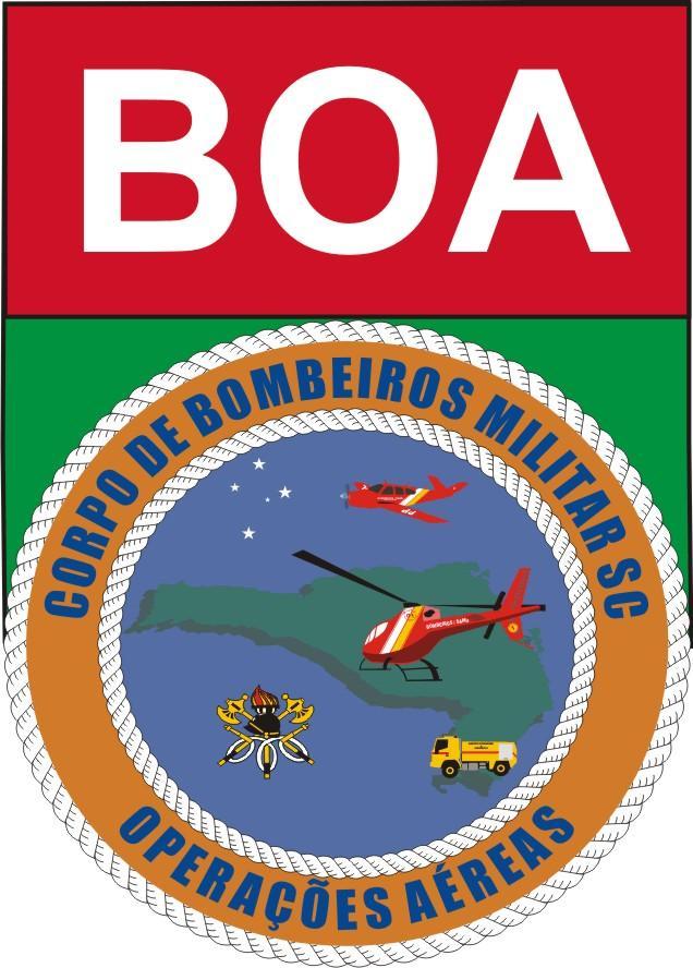 Santa Catarina - BOA/CBMSC