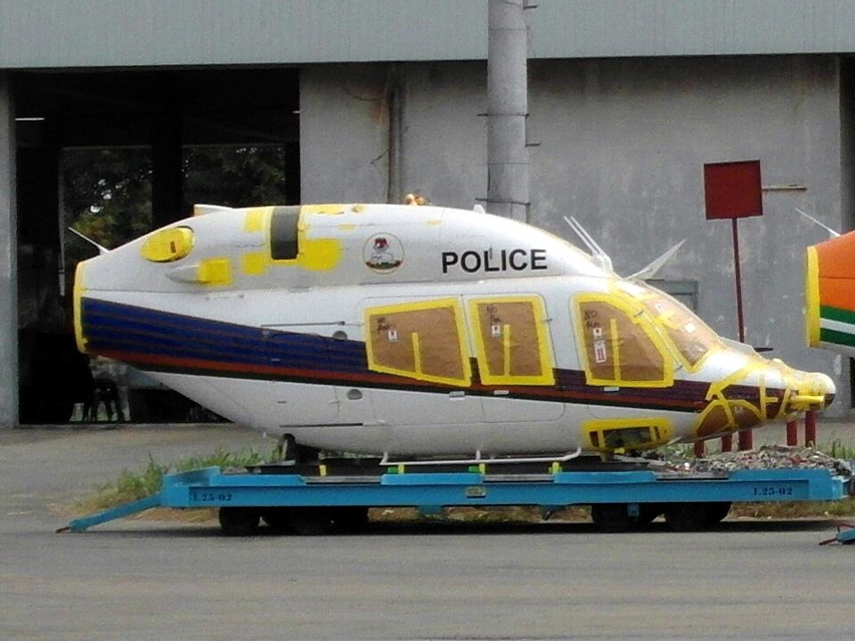 Bell 429 - Polícia da Nigéria
