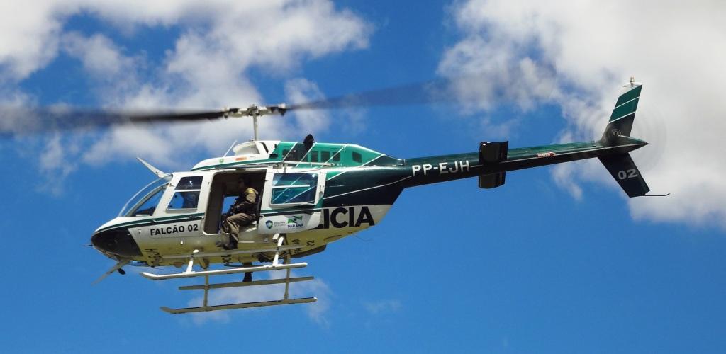 Bell 206 - GRAER/PR