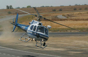 Helicóptero CHP