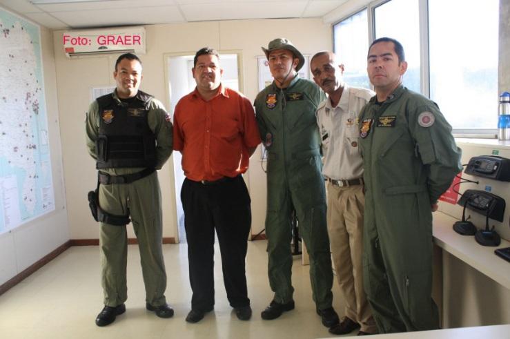 Sargento PMBA se despede da corporação com visita às unidades 2