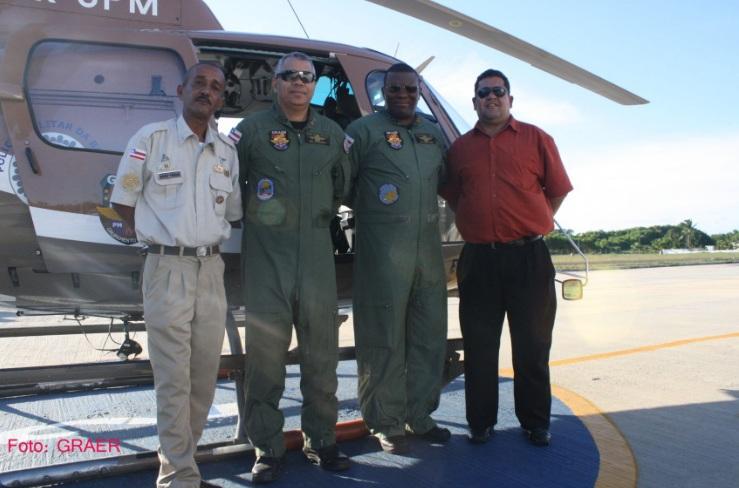 Sargento PMBA se despede da corporação com visita às unidades