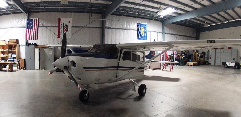 A manutenção das aeronaves da CHP é realizada nas próprias bases operacionais por empresas particulares mediante contrato que preve a existência de um mecânico/inspetor em tempo integral no local.