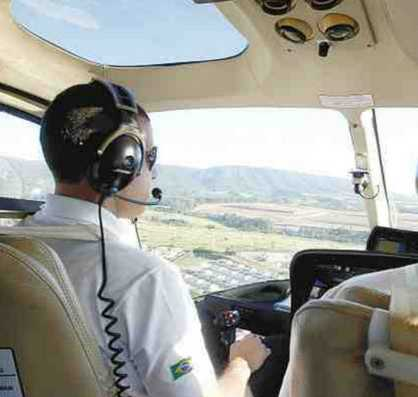 Guarda Municipal de Jundiaí anuncia helicóptero