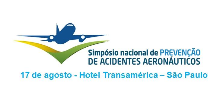 Simposio Nacional de Prevenção de Acidentes Aeronáuticos CENIPA