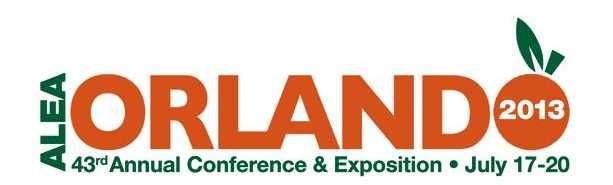 43rd Annual ALEA Conference & Exposition - Orlando, FL