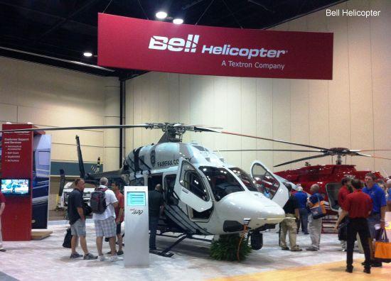 Bell 429 - ALEA 2013