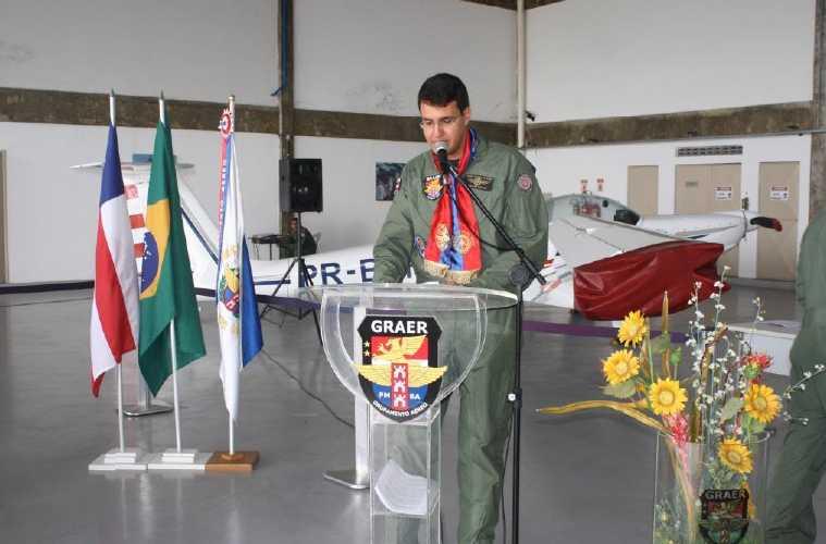 Solenidade de Elevação a Comandante de Avião, do Ten PM SOLON ANDERSON ROCHA FERREIRA 3