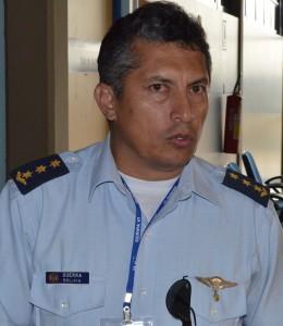 Coronel Pablo Arturo Guerra Camacho, Adido de Defesa da Bolívia no Brasil.