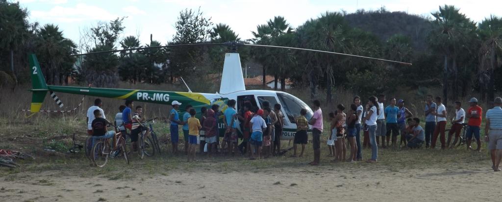 GTAP participa de buscas ao estuprador que matou Agente Penitenciário, no Piauí