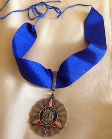 Medalha Santos Dumont 5