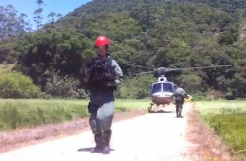Salvamento em Jaraguá do Sul