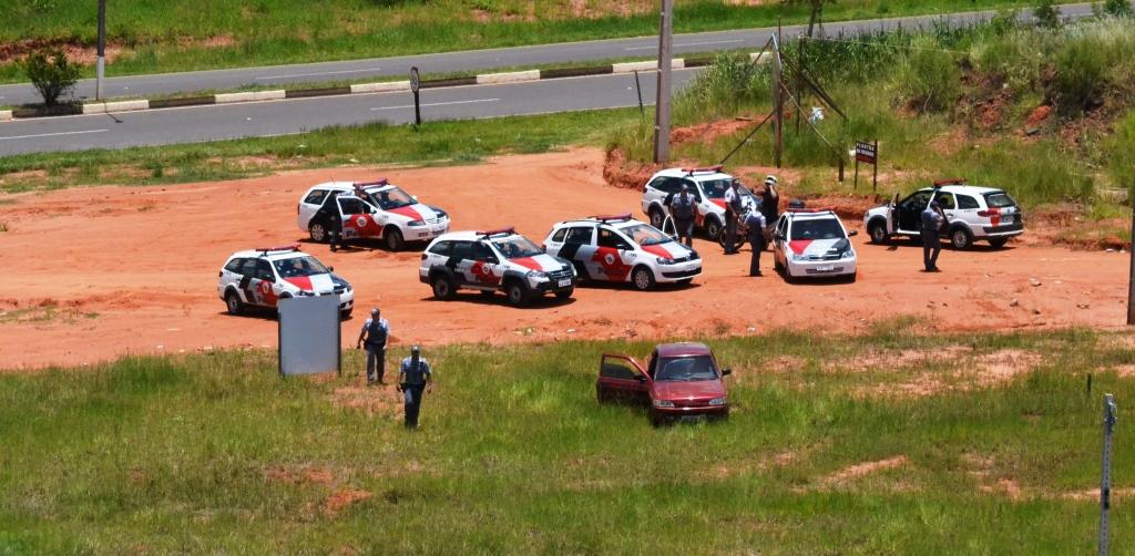 Ação rápida da PM detém autores de roubo, em Presidente Prudente/SP