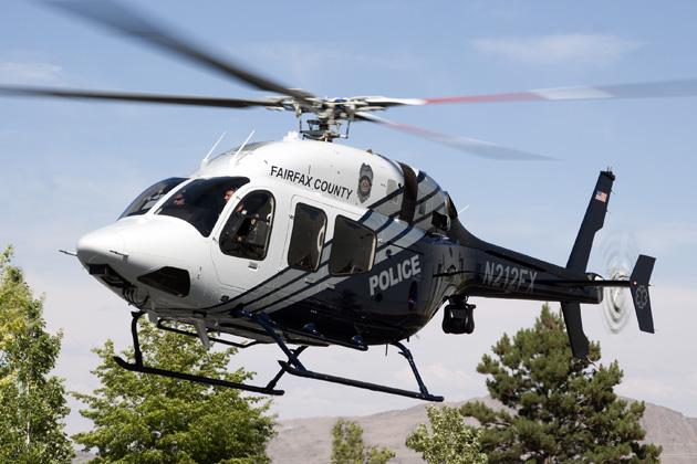 Bell 429 Fairfax Police