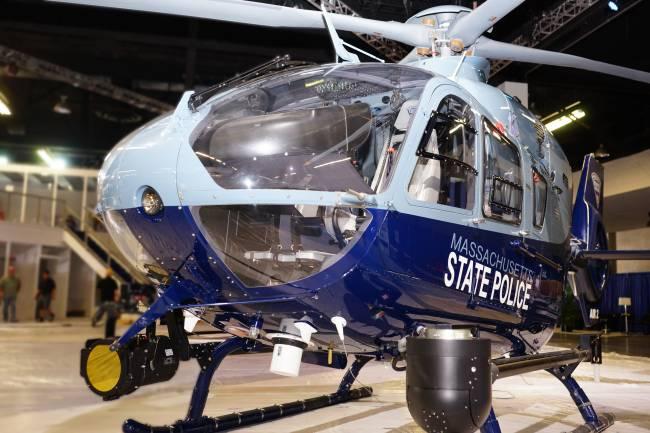 EC135 T2 Police - HAI 2014