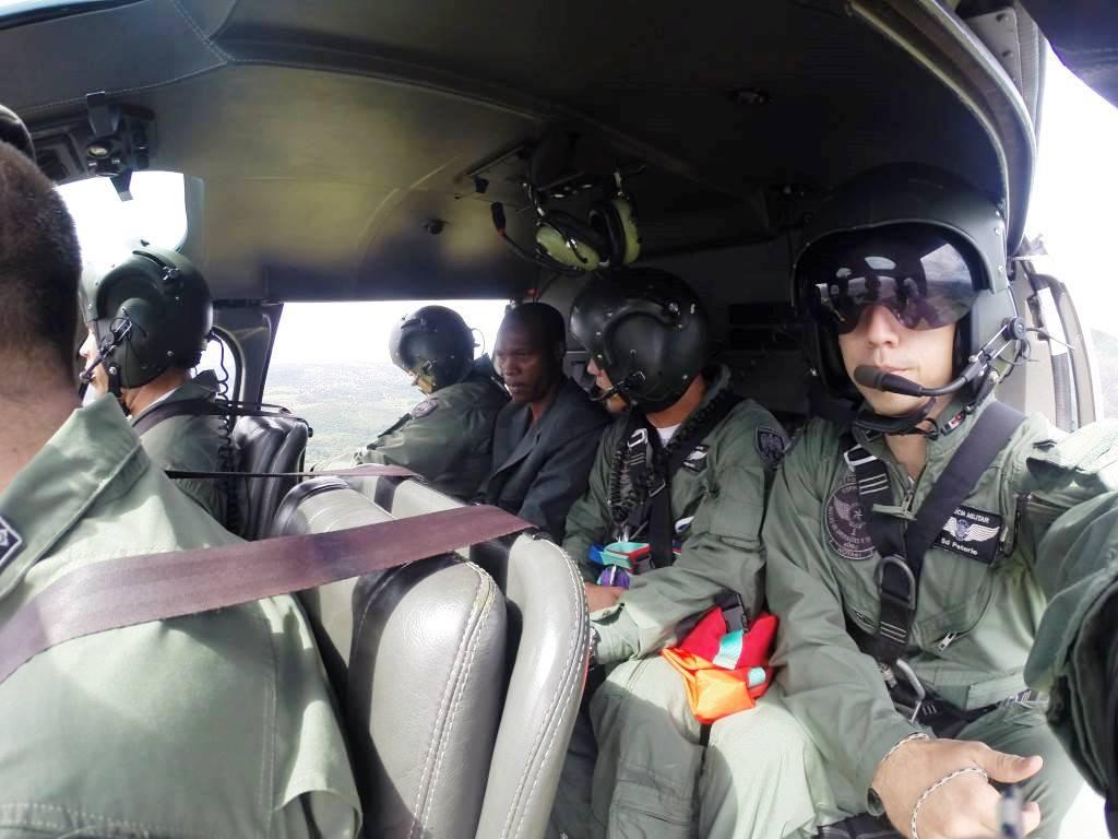 NOTAer/ES: Resgate em Moxuara