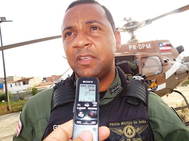 Grupamento Aéreo da Polícia Militar/BA reforça segurança durante a Micareta