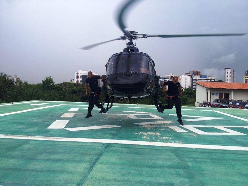 GTA/MA Realiza o 9° Curso de Operações Aéreas