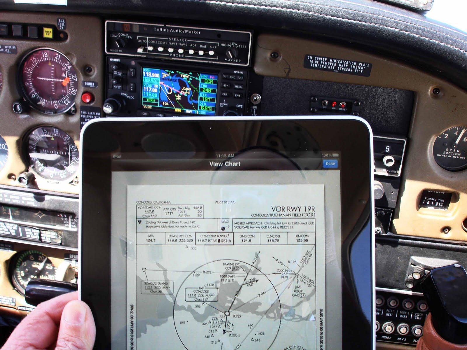 Electronic Flight Bag (EFB)