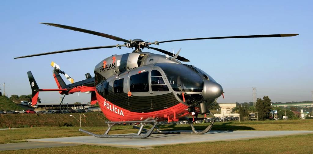 Helicóptero-Ciopaer