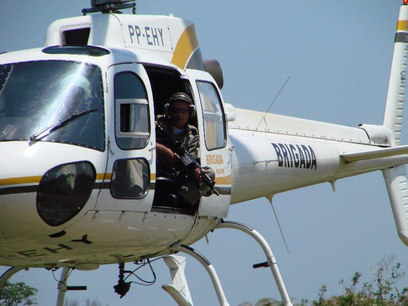 Helicóptero-Brigada-Militar