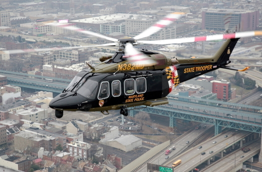 AW139 S/N 41293 Maryland State Police