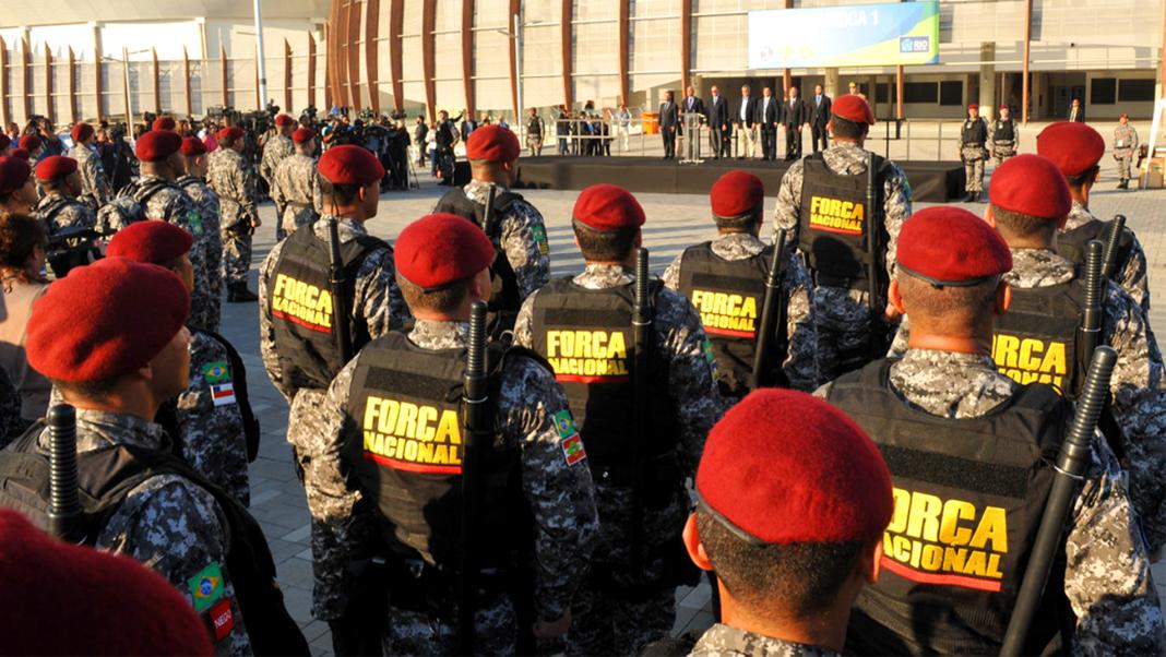 MP permite civis e militares inativos na Força Nacional e possibilita transferência de recurso do Fundo Penitenciário Nacional