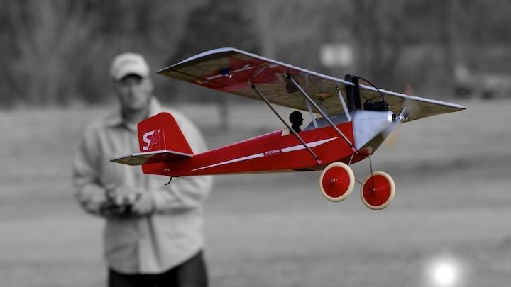 Stevens AeroModel