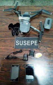 Na madrugada de quarta-feira (26), um outro aparelho havia sido abatido; Foto de Divulgação.
