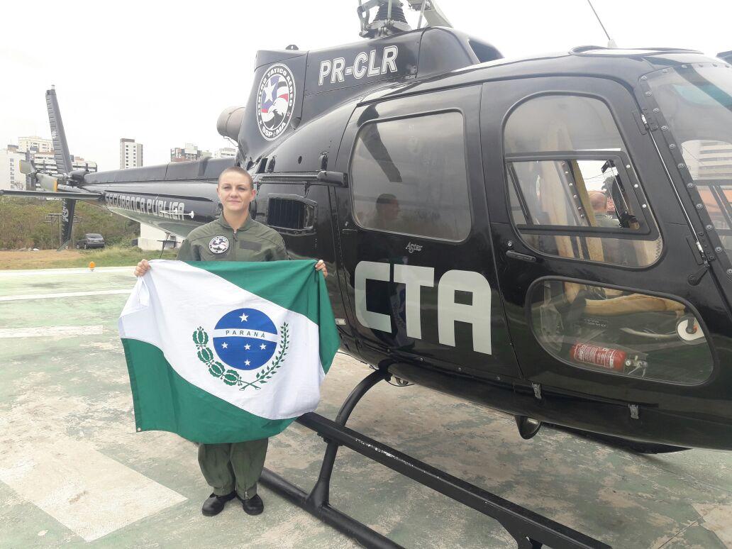 Bruna Roberta Mayer. Foto: Divulgação/Polícia Civil