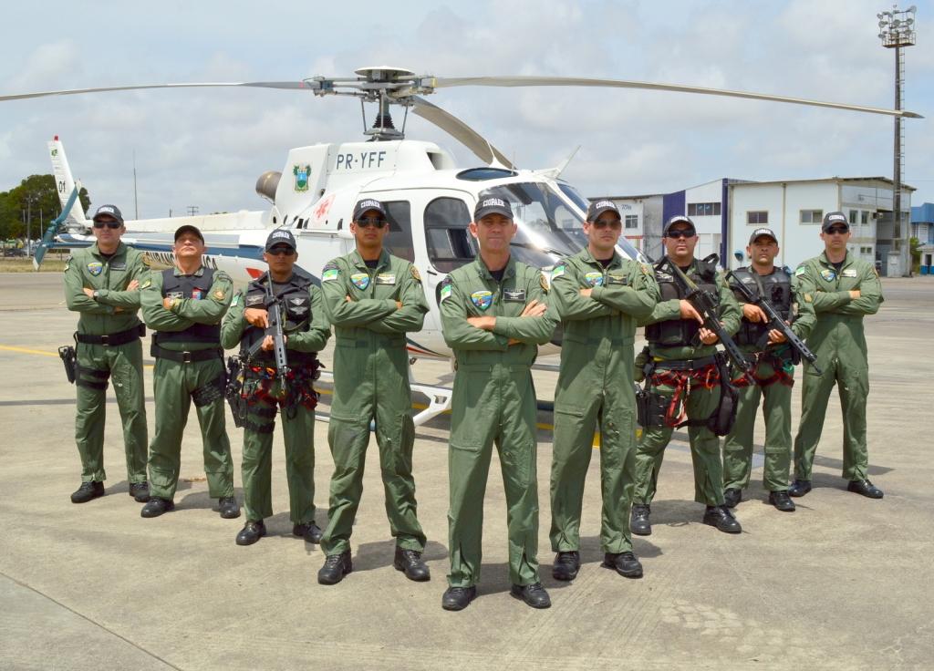 Centro Integrado de Operações Aéreas do Rio Grande do Norte tem novo Diretor