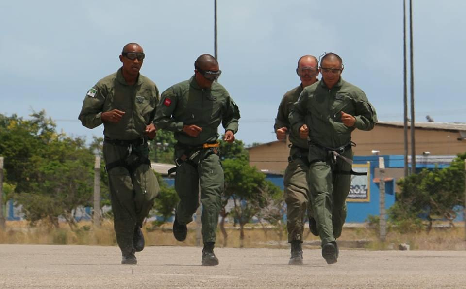 CIOPAER/RN completa 16 anos e forma tripulantes da Paraíba e do Rio Grande do Norte no curso de Operações Aéreas