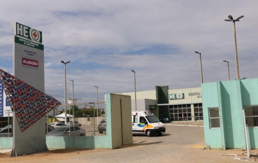 Hospital de Emergência do Agreste prestou assistência a 4.359 pessoas em abril. Foto: Davi Salsa