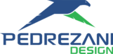 Logo Pedrezani Design 2019