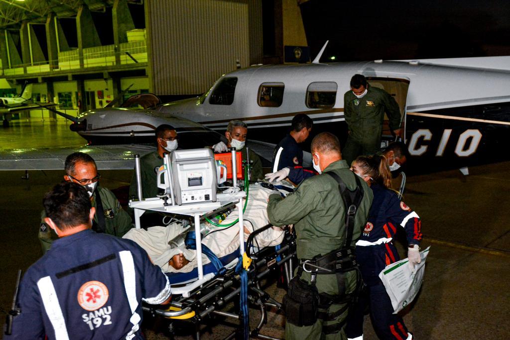 UTI Aérea do CIOPAER inicia operação em coordenação com a Central de Regulação da Secretaria de Saúde